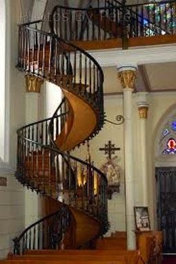 l escalier de saint joseph france catholique. Black Bedroom Furniture Sets. Home Design Ideas