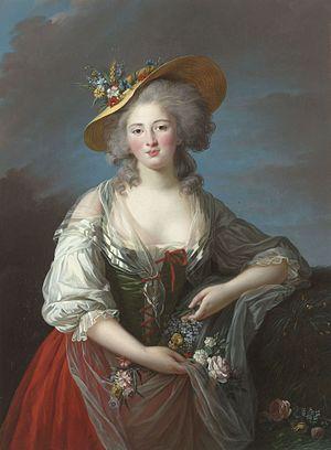 Madame élisabeth De France France Catholique
