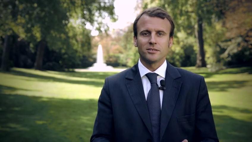 Emmanuel Macron Premier Anniversaire France Catholique